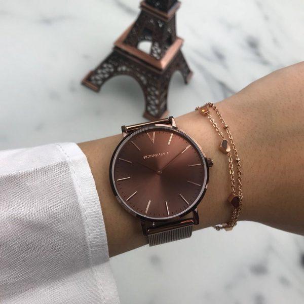Victoria Grey Watches Mocca